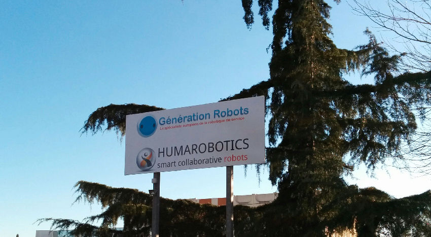 Génération Robots in Mérignac