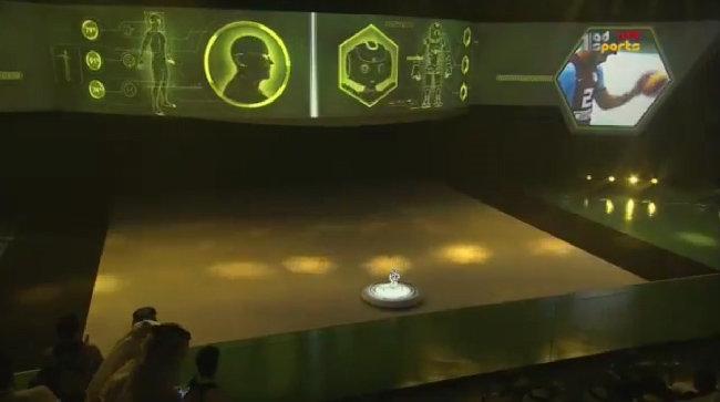Roboter NAO NAS 2016