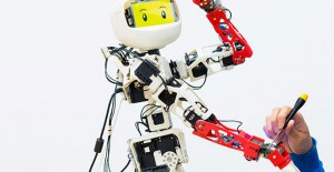 Easy start-up with the robots Poppy Humanoid and Poppy Torso