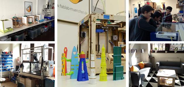 FabLab München Generation Robots