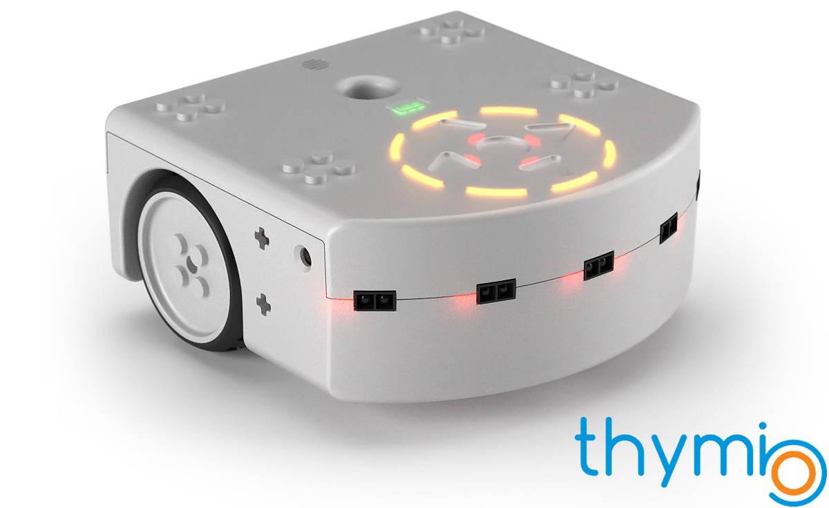 Thymio Roboter