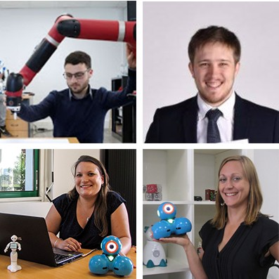 New team members Generation Robots