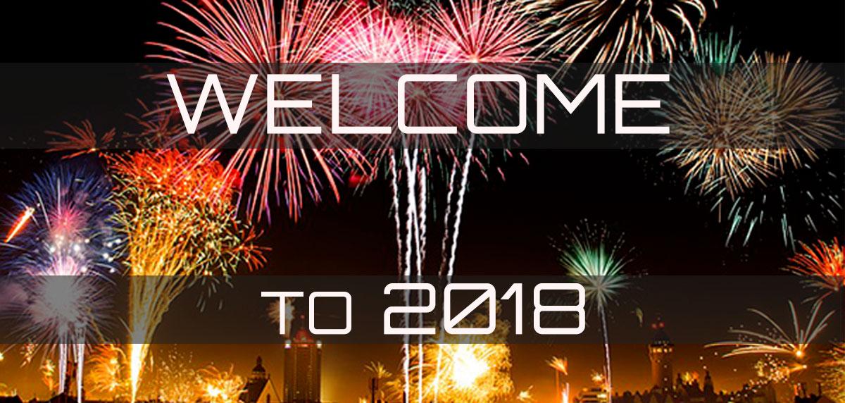 génération robots vous souhaite une bonne année 2018