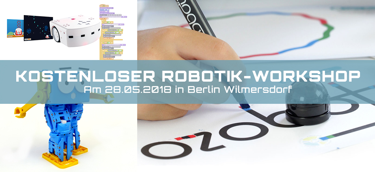 Robotik-Workshop-Berlin
