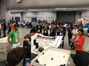 Robocup 2018 à Montréal – 2ème jour de compétitions
