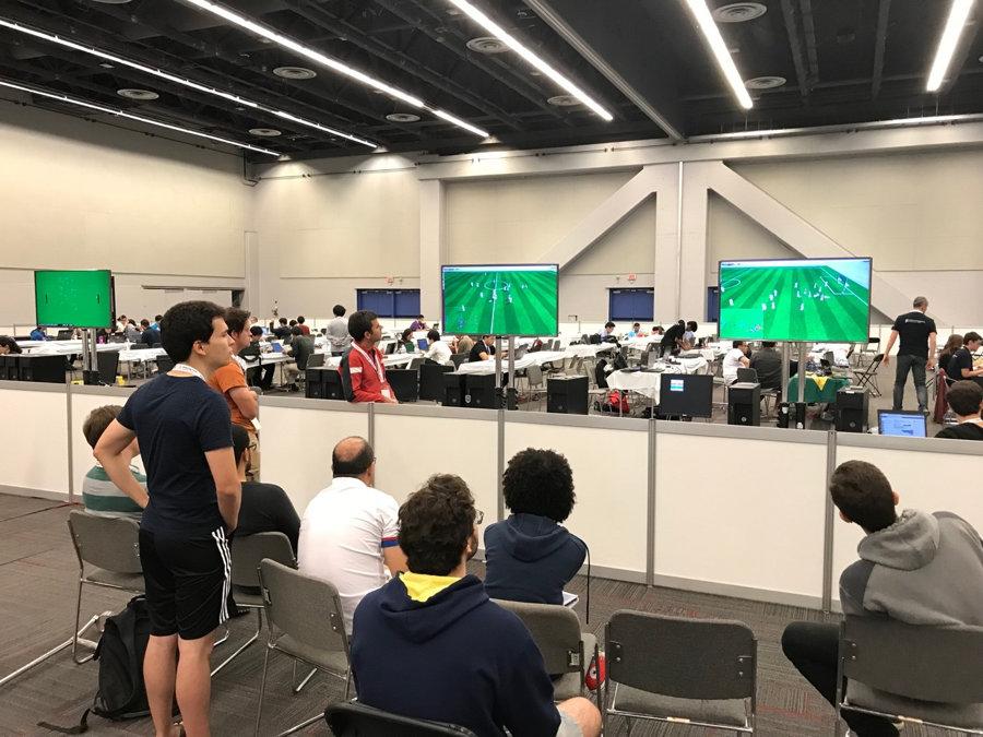 robocup-2018-ligue-simulation