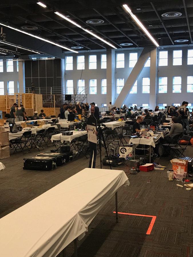 robocup-2018-preparations