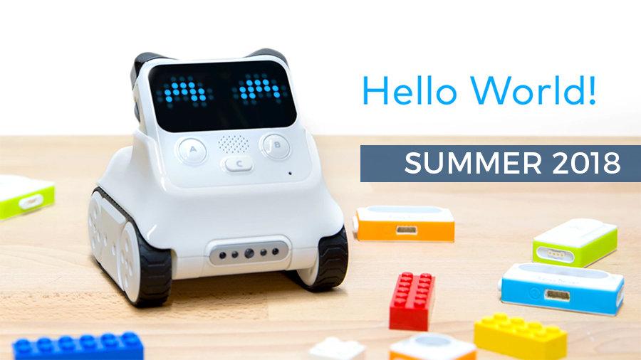 Génération Robots nouveautés 2018