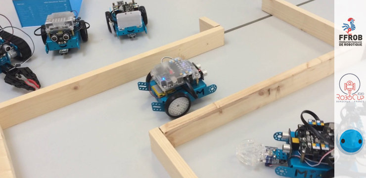 mbot-robocup-jr-maze