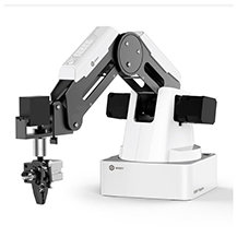 The Dobot robotic arm