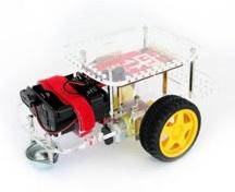 The GoPiGo mobile robot by Dexter Industries
