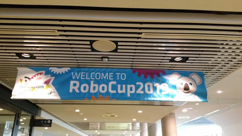 Génération Robots est à Sydney pour la RoboCup