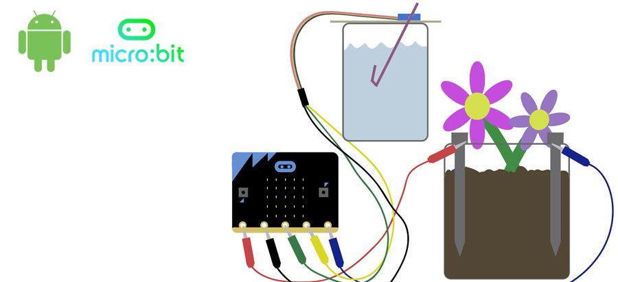 Programmez micro:bit avec Android et iOS via Bluetooth