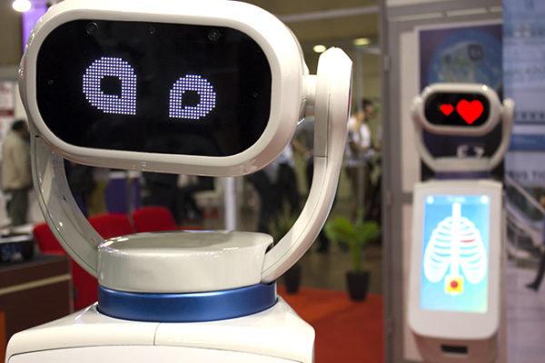 Le robot de service Heasy