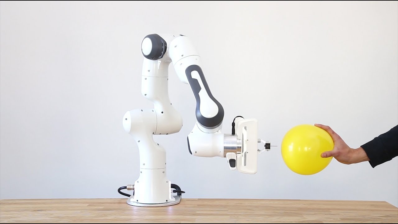 List of criteria to look at before buying a robot arm