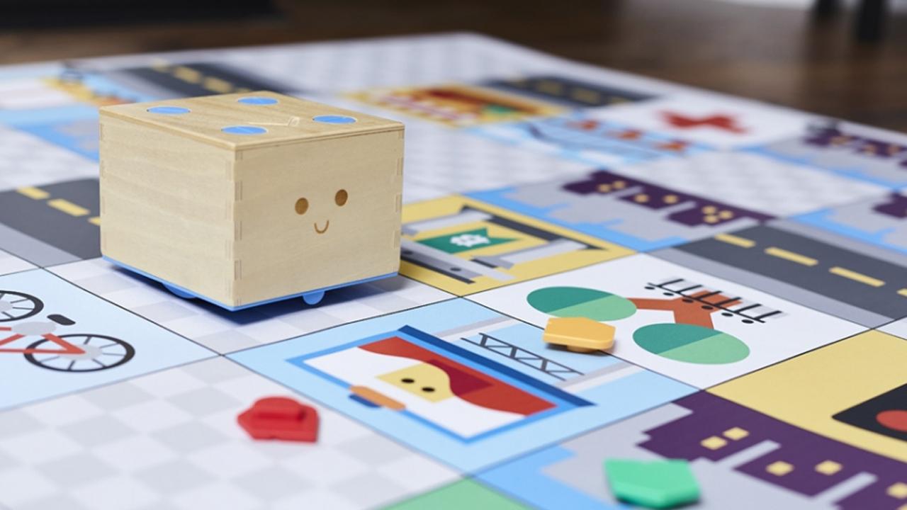 Robot éducatif Cubetto : pour une introduction aux fondamentaux de la programmation au cycle 1 et 2