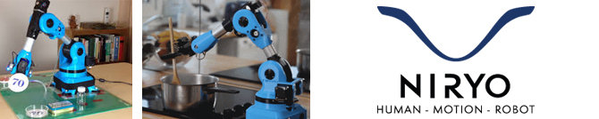 Niryo One Roboterarm