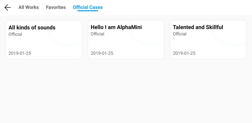 Programmez le robot Alpha Mini avec l'application AlphaMini