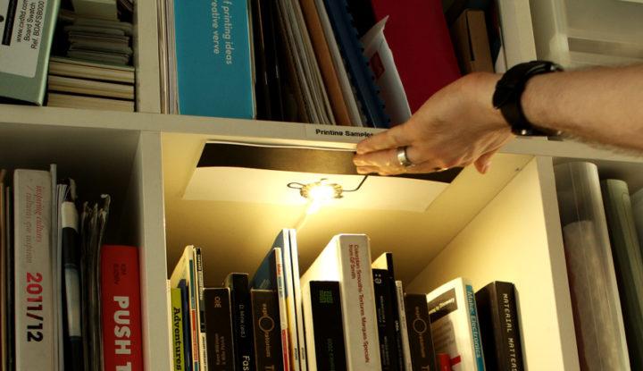 Installez votre lampe tactile !
