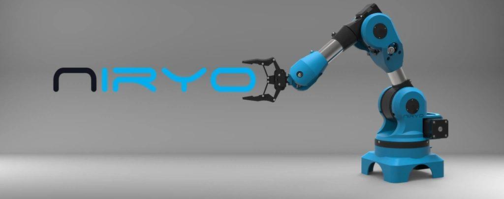 Guide de prise en main du bras robotique Niryo One
