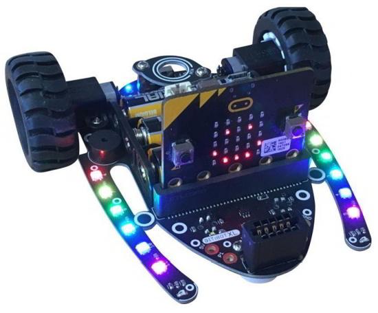 BitBot XL Mobile Robot for micro:bit