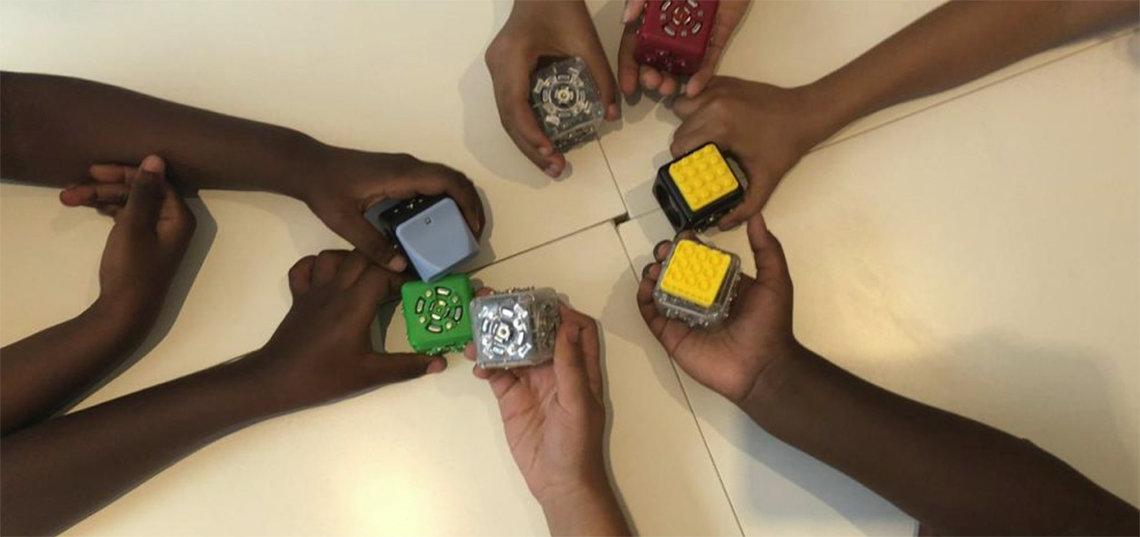 Partenariat Génération Robots et Happy Coders Academy