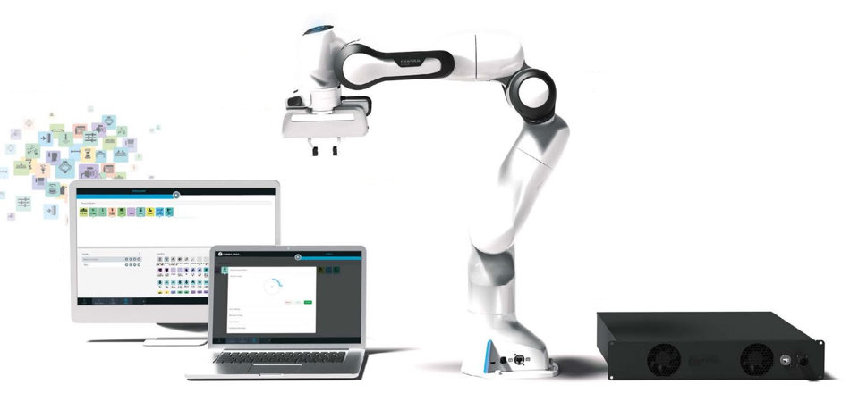 FRANKA EMIKA Panda collaborative robot arm