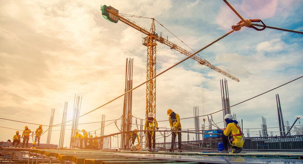 Robotique mobile dans l'industrie du bâtiment