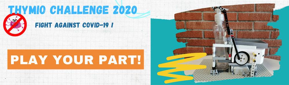 Take part in the Thymio 2020 Challenge