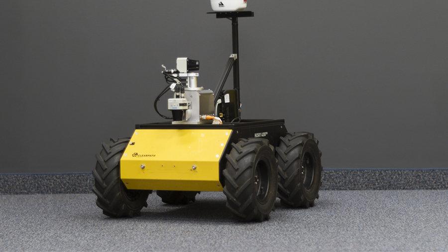 Projet TIQ : smart city et robotique mobile