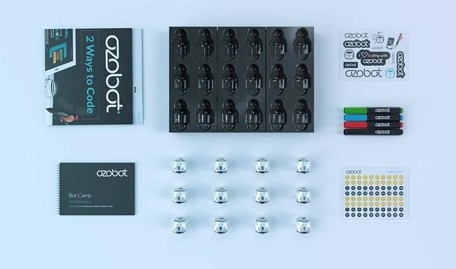 Ozobot Classroom Kit Unboxed