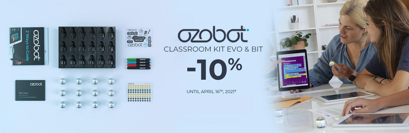 Ozobot Classroom: Plateforme pour Ozobot dédié aux enseignants
