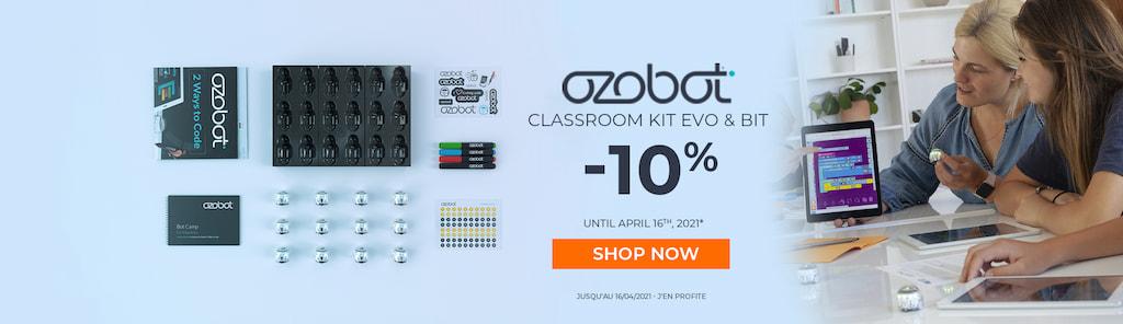 Ozobot Classroom: Plateforme pour Ozobot dédiée aux enseignants