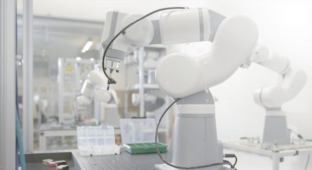 Bras robotique Eva de Automata pour l'industrie 4.0