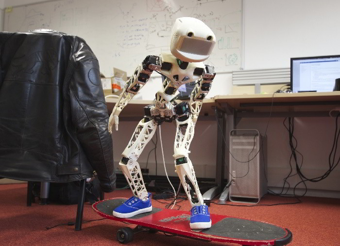 Poppy humanoid robot