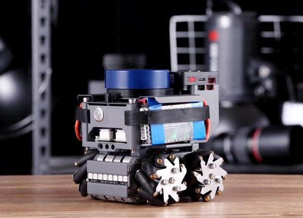 Lidarbot Odos Lernroboter von YDLiDAR