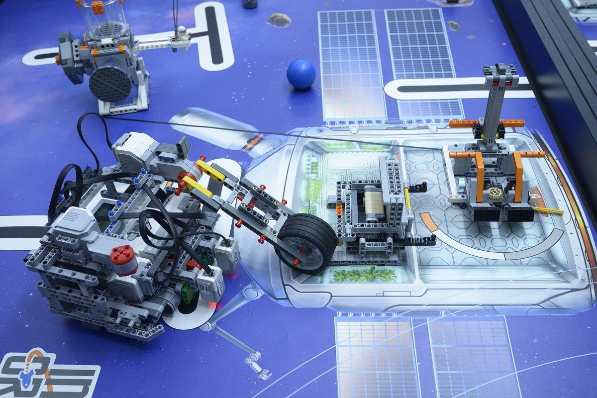 8 bonnes raisons d'utiliser la gamme Lego Mindstorms dans vos cours