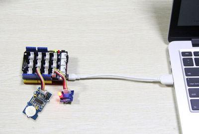 Test Grove PIR-Sensor SEN32357P