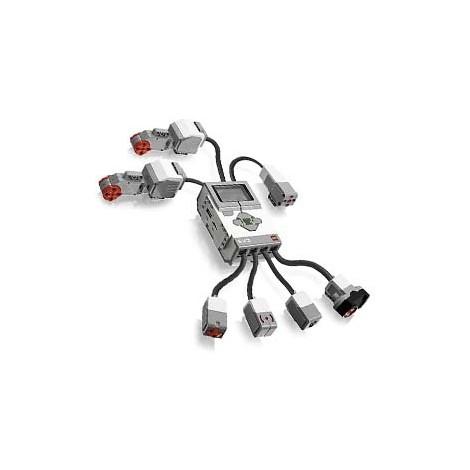 Capteurs Lego NXT et EV3