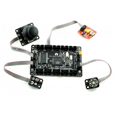 Gadgeteer Kits und Boards
