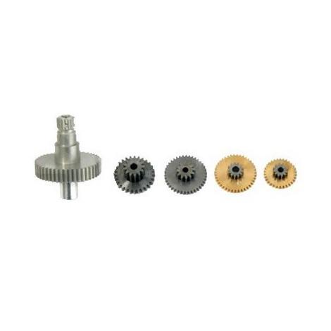 Dynamixel gear sets