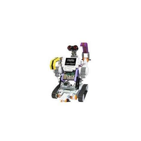 Raspberry Pi and Arduino for Lego Mindstorms