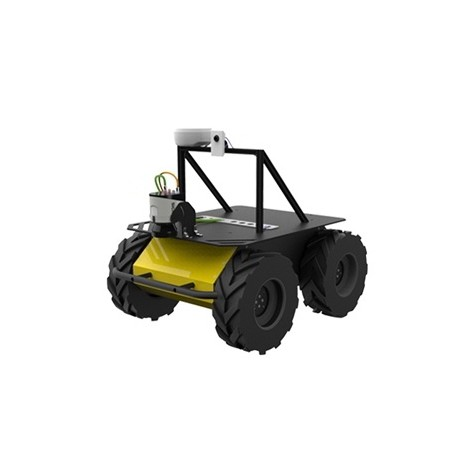 Outdoor mobile robots