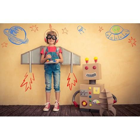 Sales on robotics and electronics