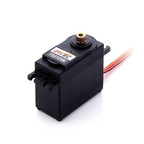 Limited rotation servos