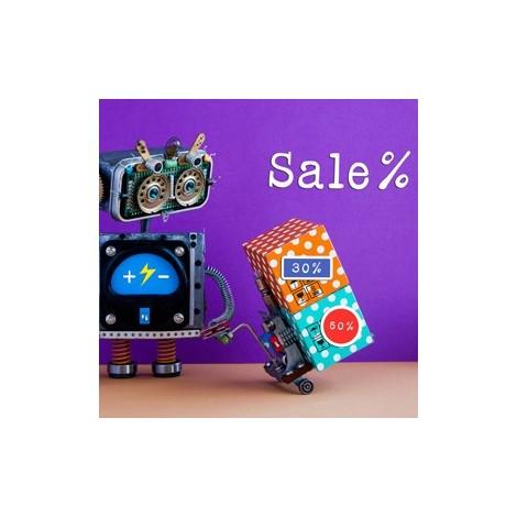 Summer sales - robots and robotic sets