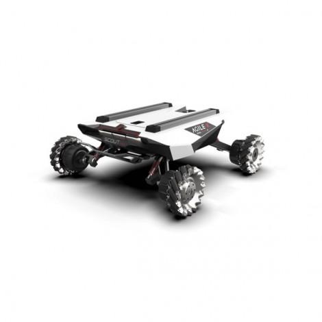 AgileX indoor mobile robots