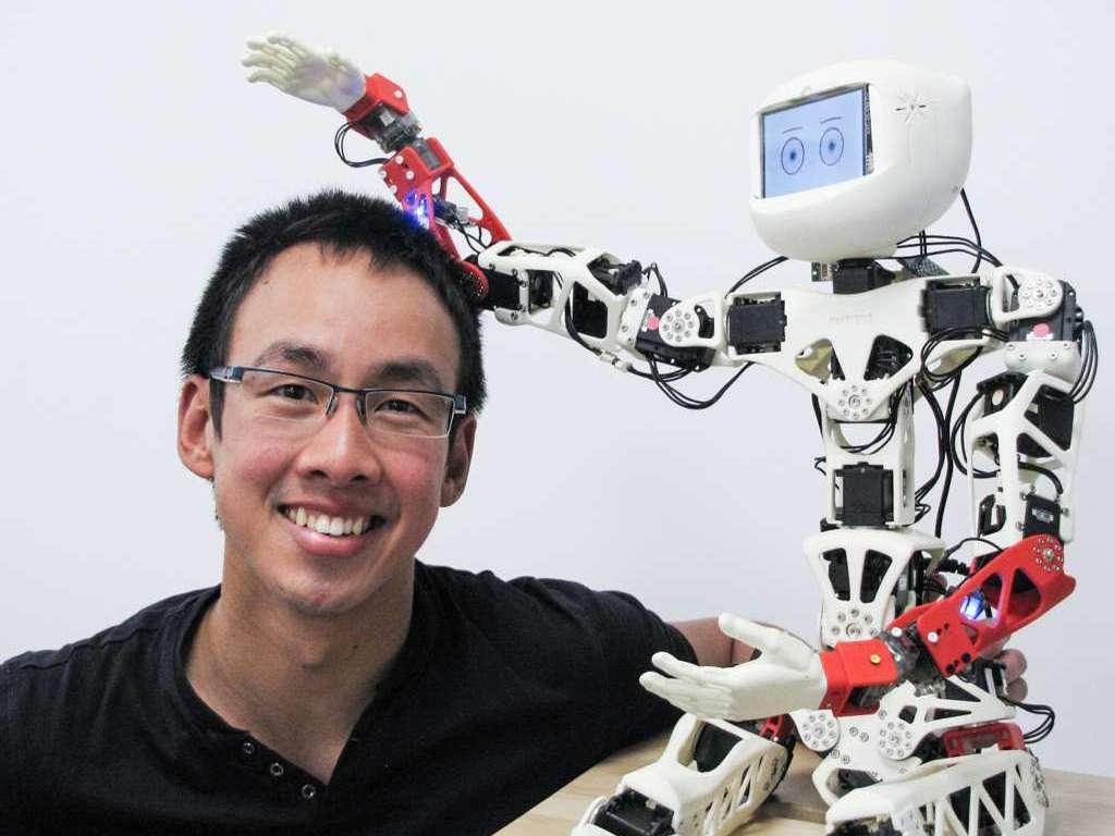 Damien Generation Robots