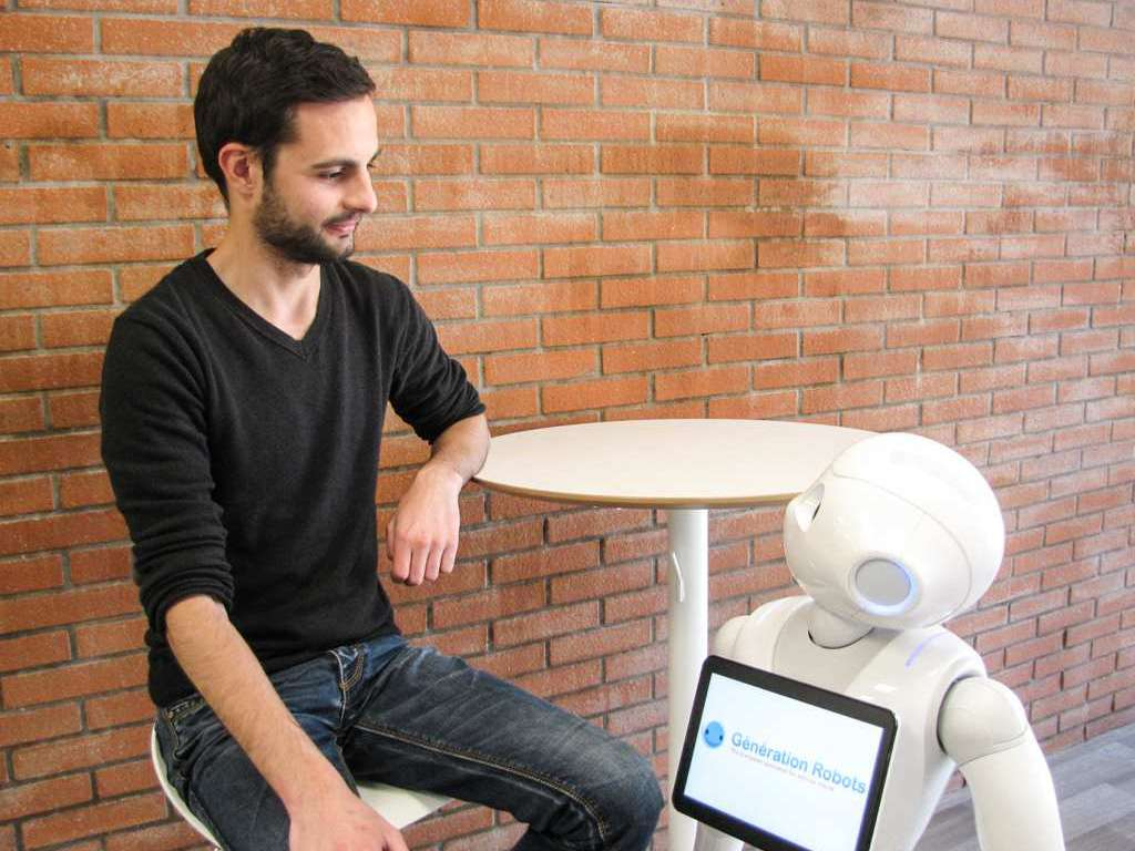 Valentin Generation Robots