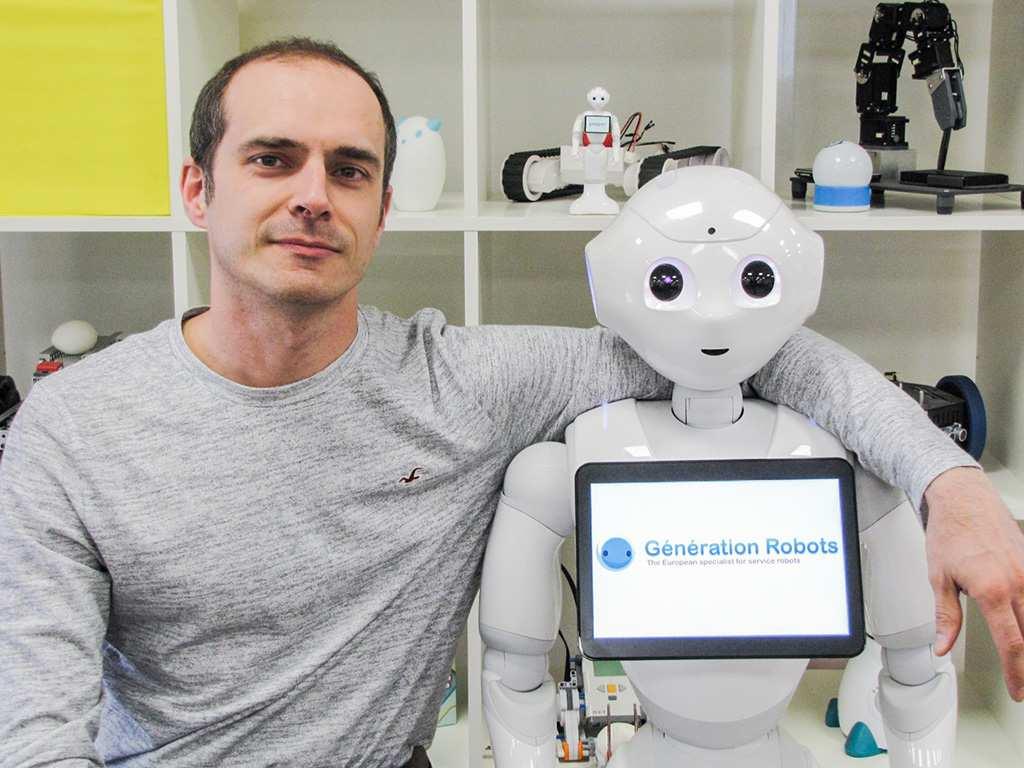 Louis Generation Robots